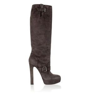 Christian Louboutin Harletty Brown Boots Size 42